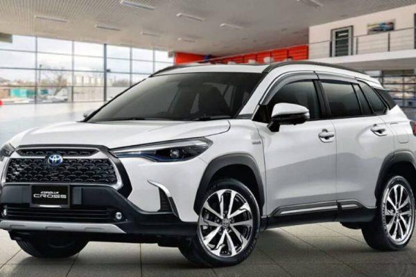 Toyota New Corolla Cross